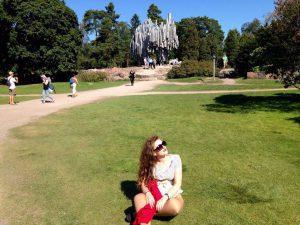 Monumentul lui Sibelius, Helsinki