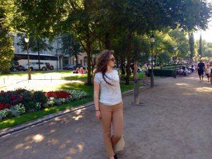 Parcul Esplanadei, Helsinki