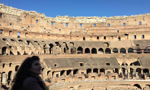 Visător la Roma – Top 5 obiective istorice