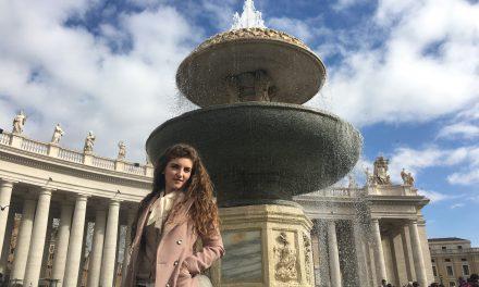 Visător la San Pietro