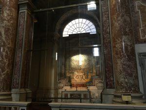 Pieta, de Michelangelo