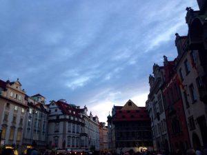 Centrul vechi, Praga