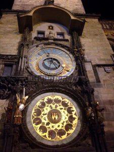 Ceasul Astronomic, Praga