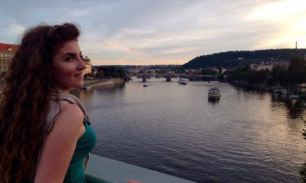 Visător pentru o zi în Praga