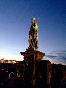 Sfântul Ioan din Nepomuk, Praga
