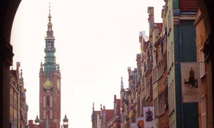 Visător la Gdansk – întâlnire cu istoria