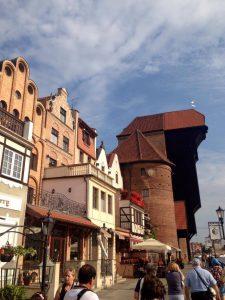 Macaraua Medievală din Gdansk, Polonia