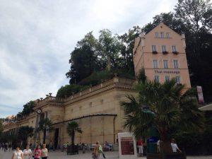 Karlovy Vary, Cehia
