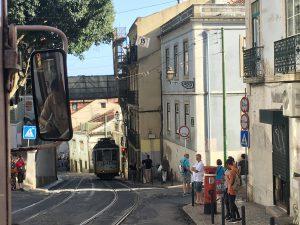 Tramvaiul 28, Portugalia