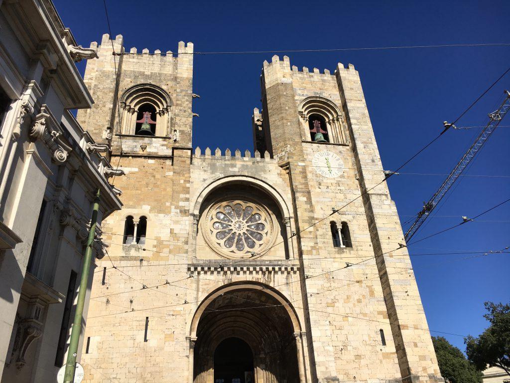 Catedrala Se, Lisabona