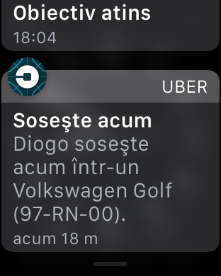 Comanda Uber