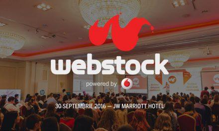 În curând – Webstock 2016