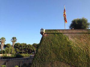 Castelul Montjuic, Barcelona