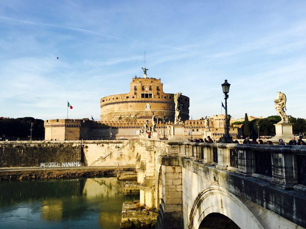 Castelul Sant Angelo, Roma