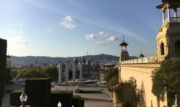 Cum m-am îndrăgostit de Barcelona