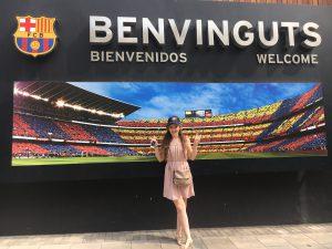Camp Nou, Barcelona