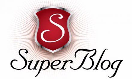 O nouă provocare – SuperBlog 2016