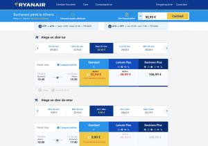 Zboruri ieftine către Atena cu Ryanair