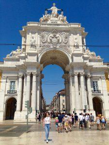 Arcul de Triumf, Lisabona