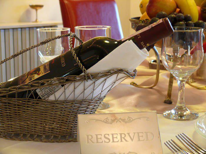 Restaurantul Oliviers, rezervat pentru viitorul meu