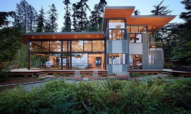 Natura în casă și casa în natură