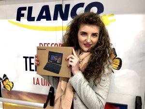 Școala Flanco și Laptopul Lenovo 2 în 1