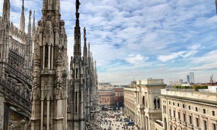 O zi în Milano și ce am învățat din această excursie
