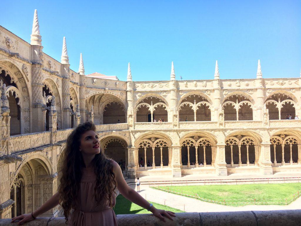 Mănăstirea Jeronimos, Lisabona