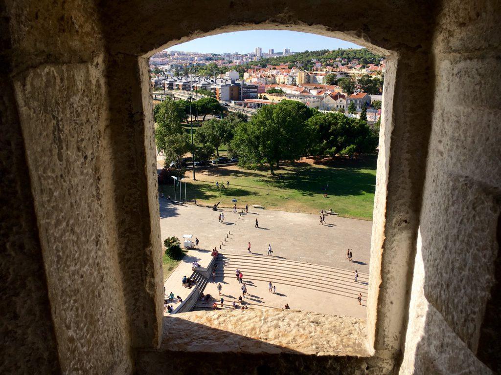 Turnul Belem, Lisabona