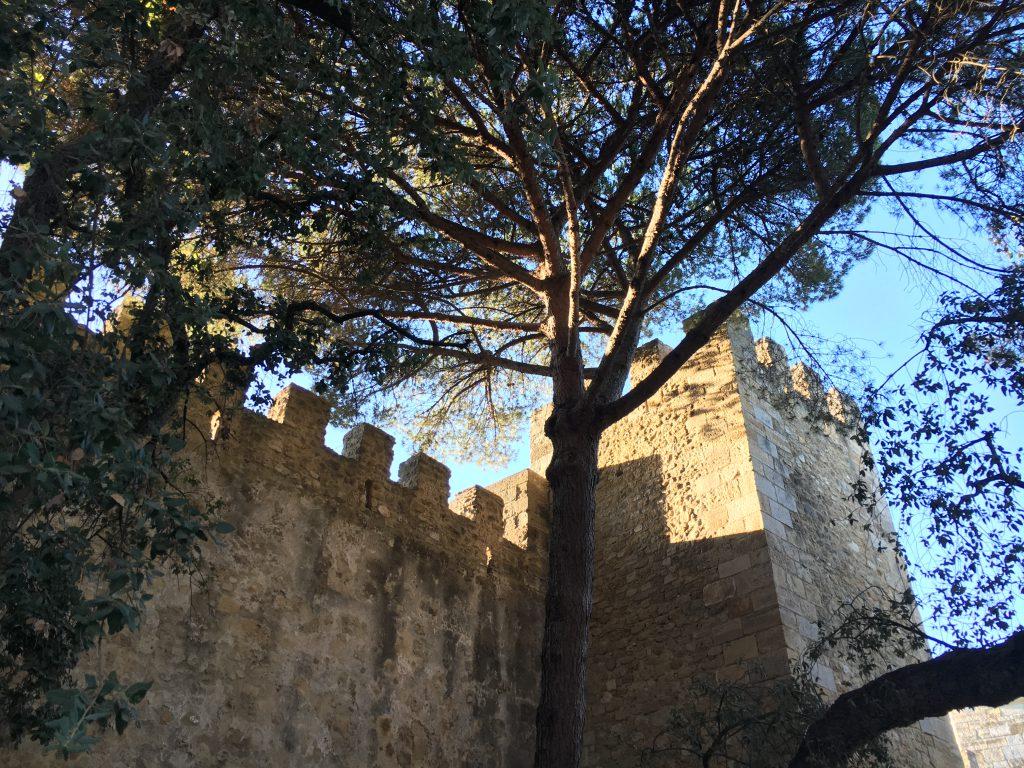 Castelul Sao Jorge, Lisabona