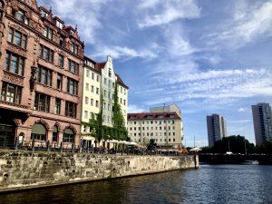 Croazieră pe Râul Spree, Berlin