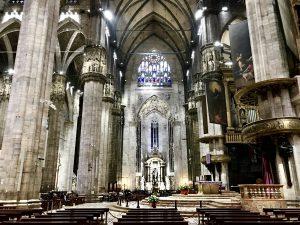 Domul din Milano în imagini