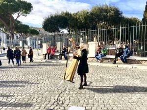 Roma în imagini