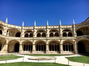 Mănăstirea Jeronimis în imagini