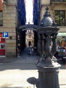 Muzeul de Ceară, Barcelona