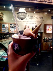 Înghețată Amorino, Barcelona