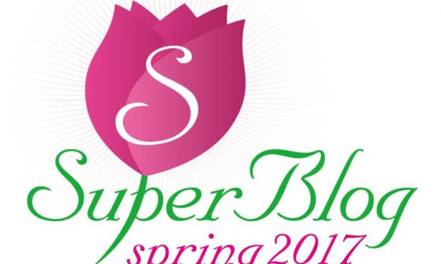 Bine te-am găsit, Spring SuperBlog 2017!