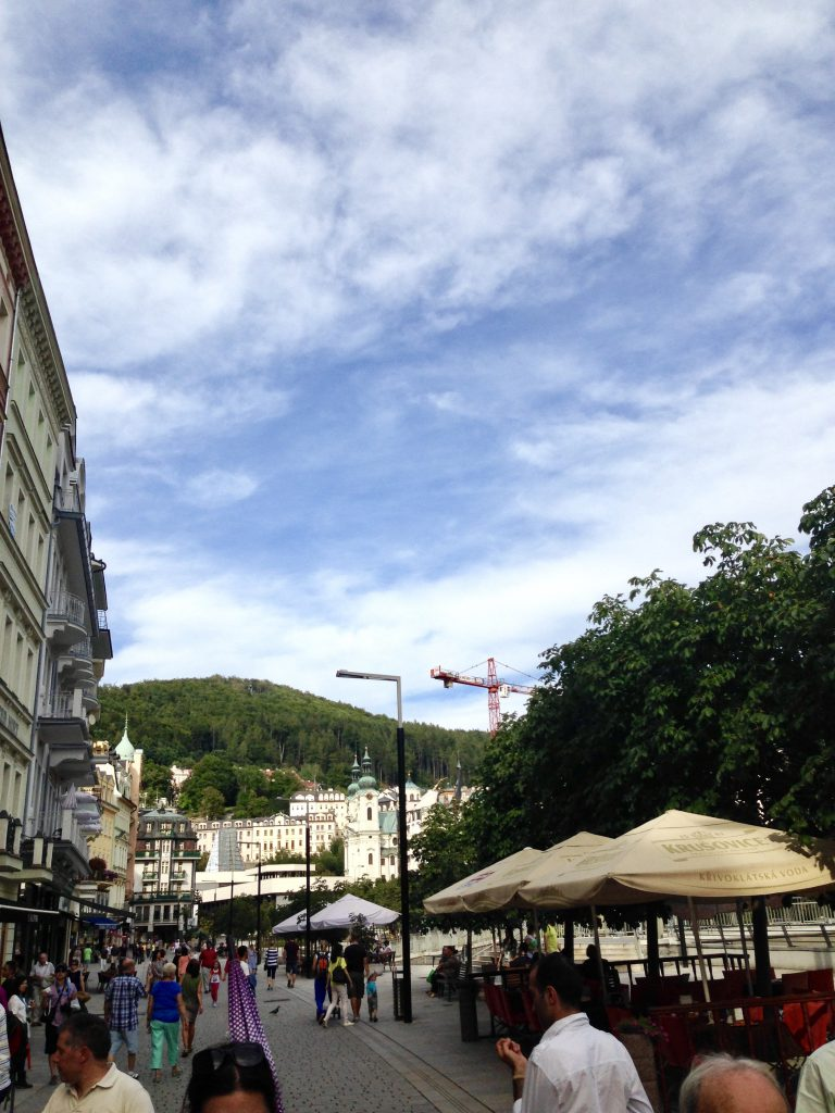 Karlovy Vary în imagini