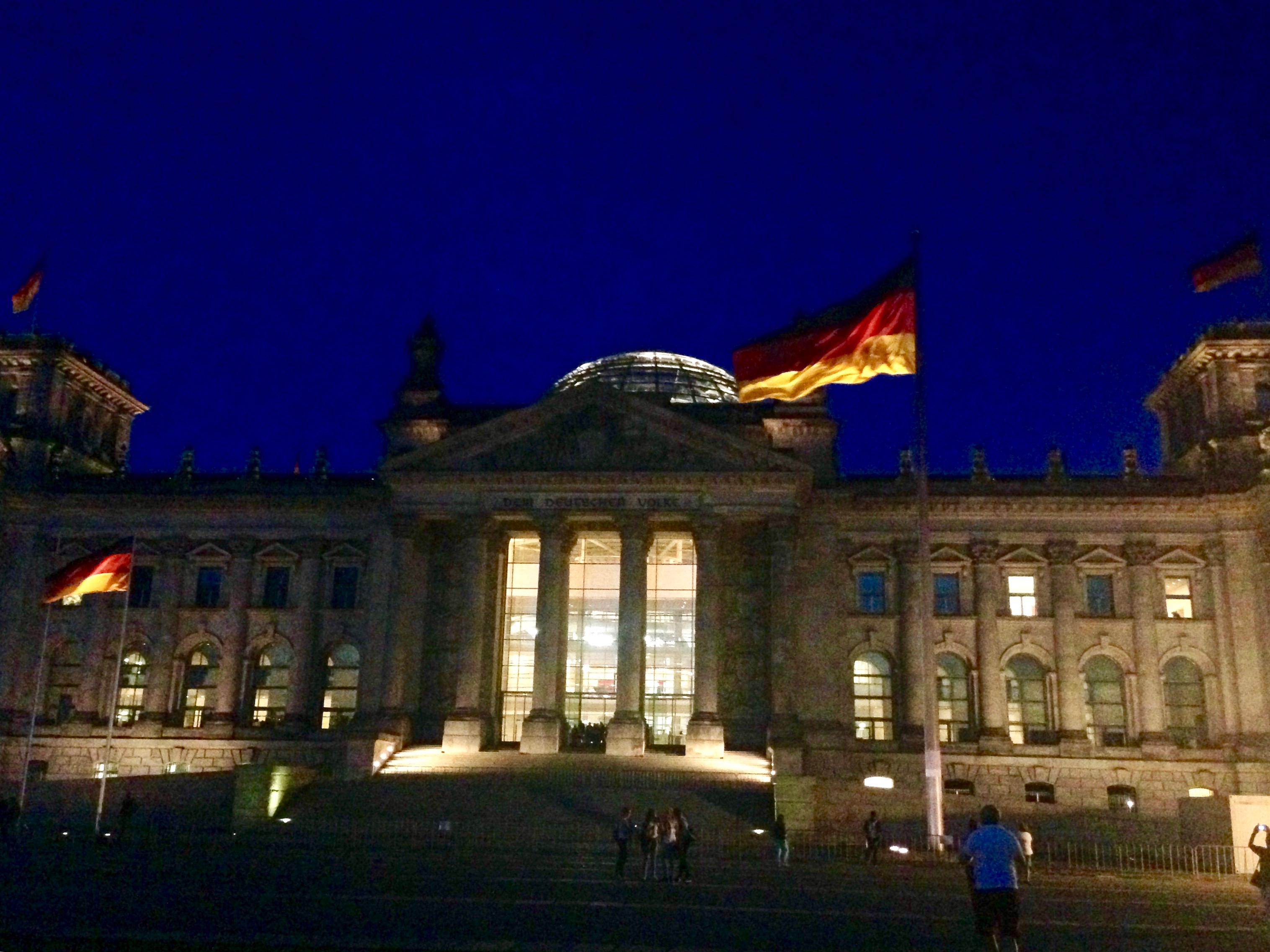 Reichstagul, Berlin