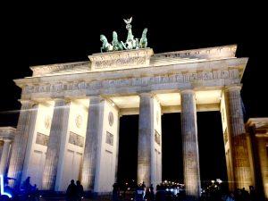 Poarta Brandenburg, Berlin