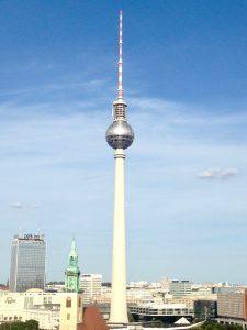 Turnul Televiziunii, Berlin