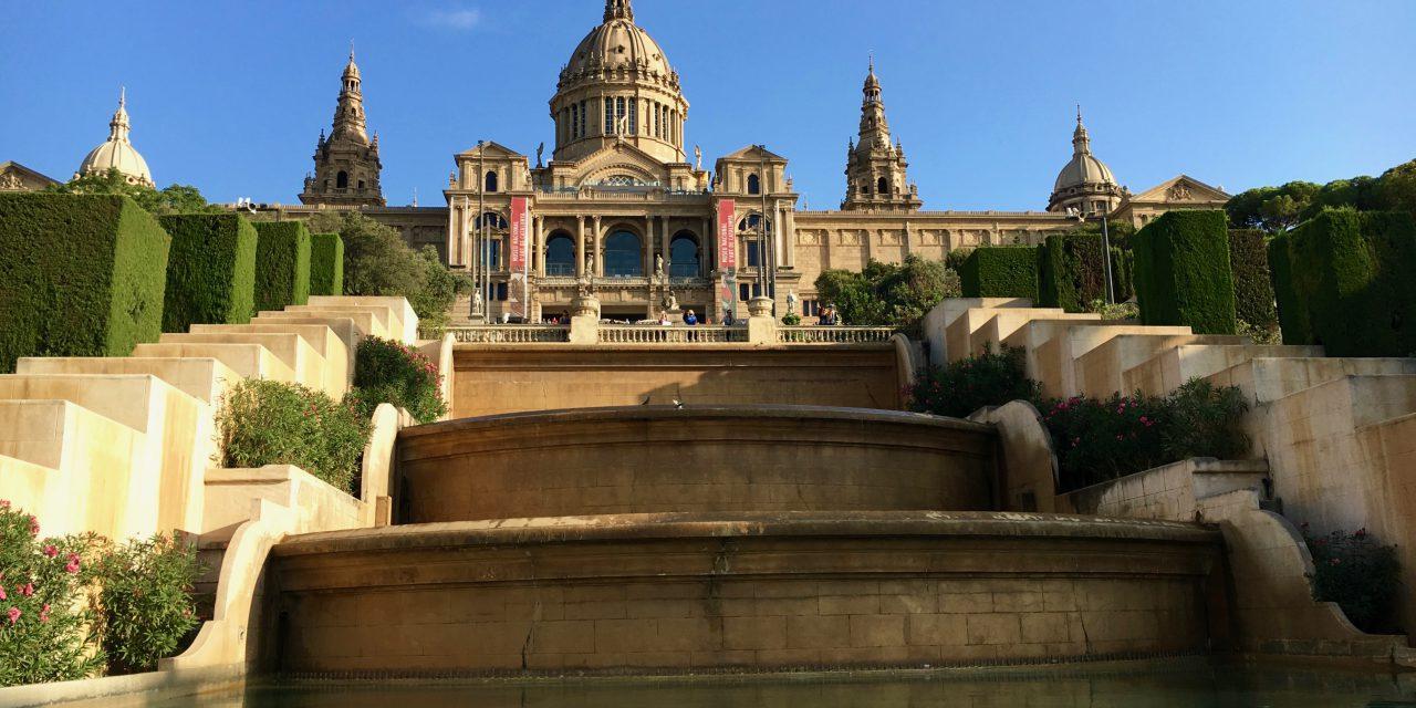 Barcelona – Montjuic și Placa d'Espanya