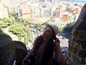 Catedrala Sagrada Familia de Antoni Gaudi, Barcelona