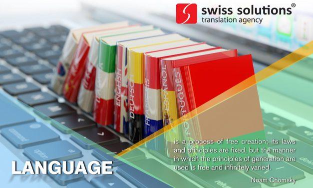 Istoria ne învață să învățăm, traducerile ne ajută să comunicăm eficient
