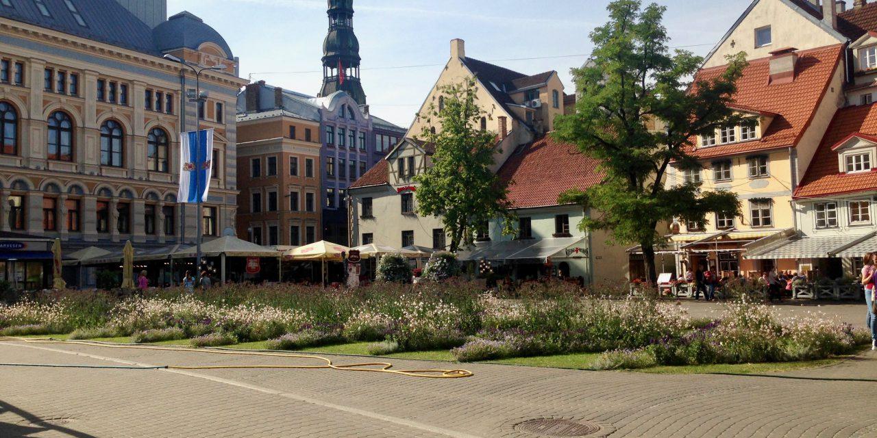 Riga – un oraș plin de legende