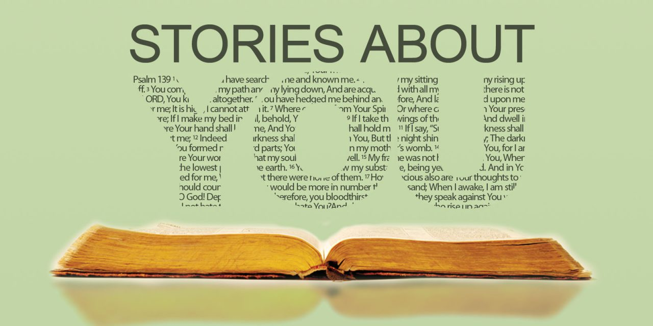 Poveștile pe care le înțelegem devin povești pe care le trăim