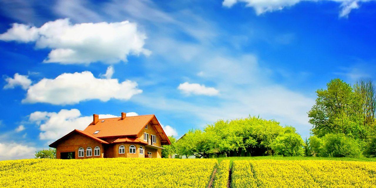 Casa mea zâmbește în soare