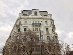 Clădire din Budapesta