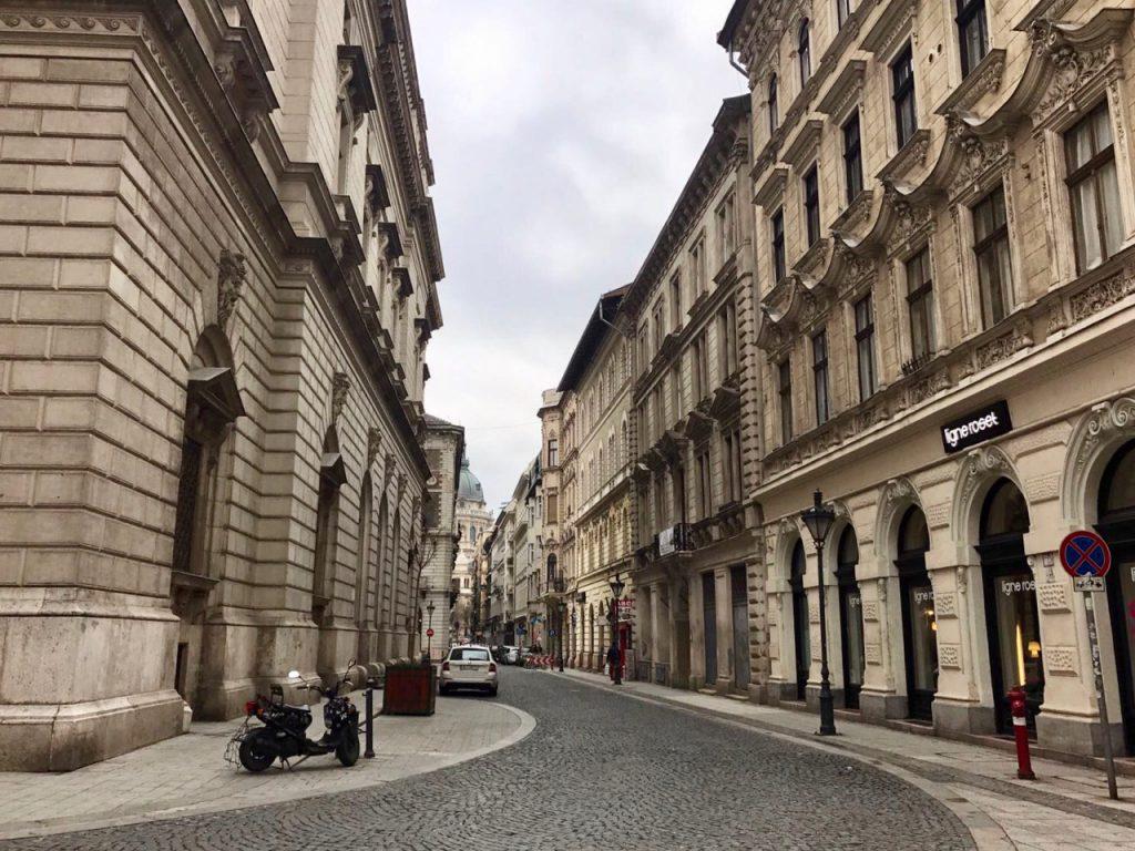 Străzi cu povești