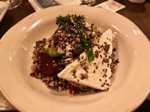 Salată de la restaurantul lui Jamie Oliver